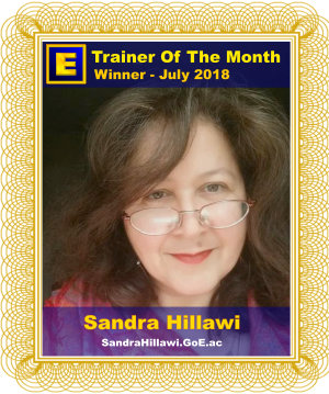 GoE Trainer of the Month - July 2018