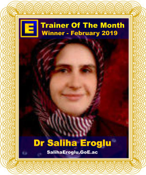 GoE Trainer of the Month - February 2019
