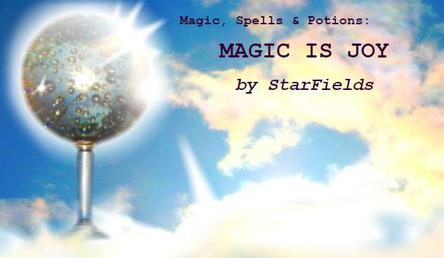 Magic Spells And Potions