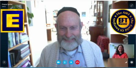 Eleazar Spetter EFT Master Practitioner by Skype 26 Feb 2016