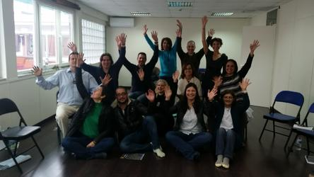 Amazing Positive EFT Training in Lisbon Dec 2015