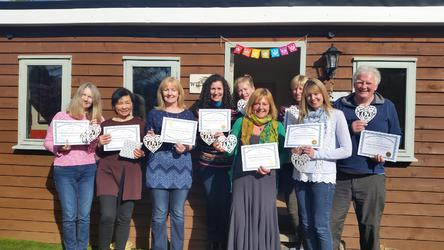 9 new practitioners at The Willow Clinic Wonersh April 2016
