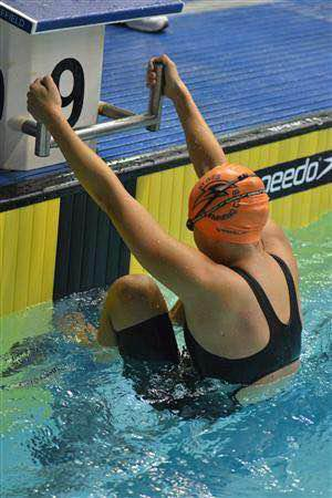 Swimming Success At +9! - Energy EFT Case Story