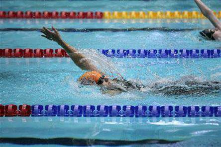 Swimming Success With Energy EFT