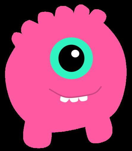 Good Pink Monster Fun! - Energy EFT Case Story