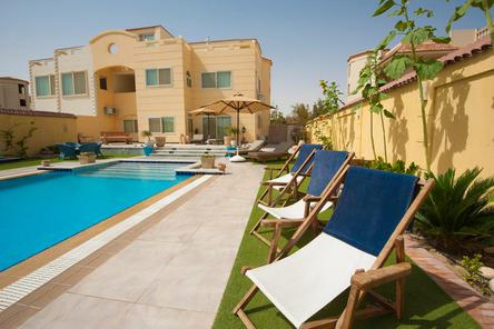 Healing Retreat Villa Hurghada Red Sea Egypt