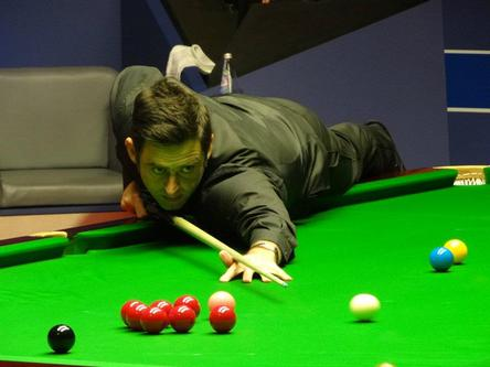 Ronnie O'Sullivan Snooker 2012