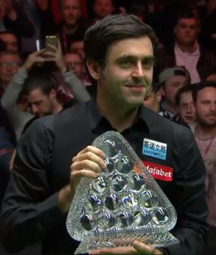 Emphatic O'Sullivan Wins Record Sixth Masters Crown