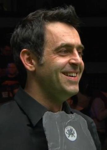 Regal Ronnie - Welsh Open 2016