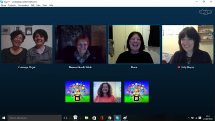 Energy EFT Skype Training with Sandra Hillawi