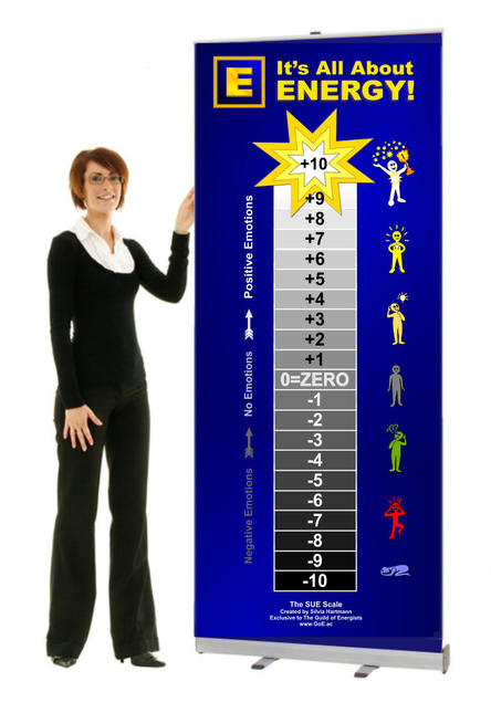 It's All About Energy GoE SUE Scale Pull Up Banner 2017