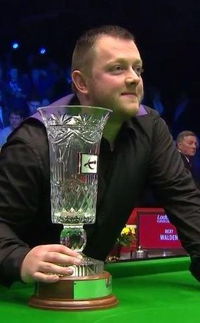 Majestic Allen's Manchester Victory - Players Championship 2016