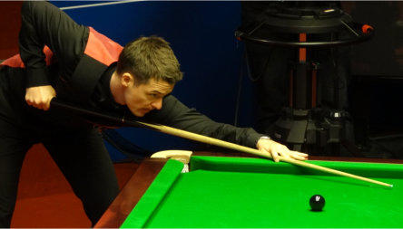 Michael Holt Snooker 2016