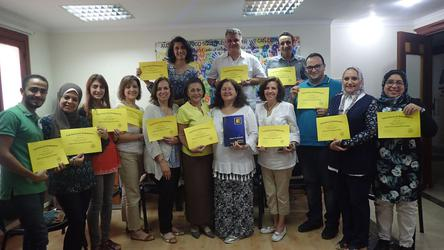 The First MSM Modern Stress Management Foundation Training in Egypt