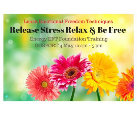 Learn EFT Emotional Freedom Techniques in Gosport Hampshire