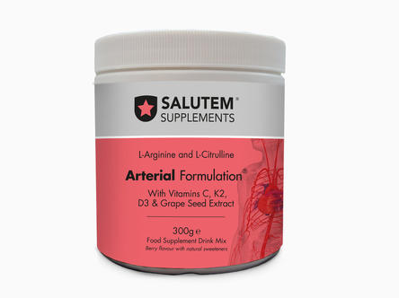 NEW Arterial Formulation