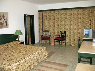Two room suites - double room ensuite