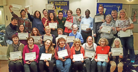 EMO Master Practitioner Training - November 2016
