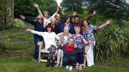Modern Energy Healer Training at Sedgwick Park House May 2017