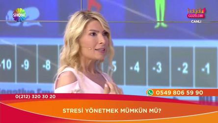 Modern Stress Management on Turkish TV!