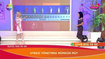 Modern Stress Management Turkey Turkish TV