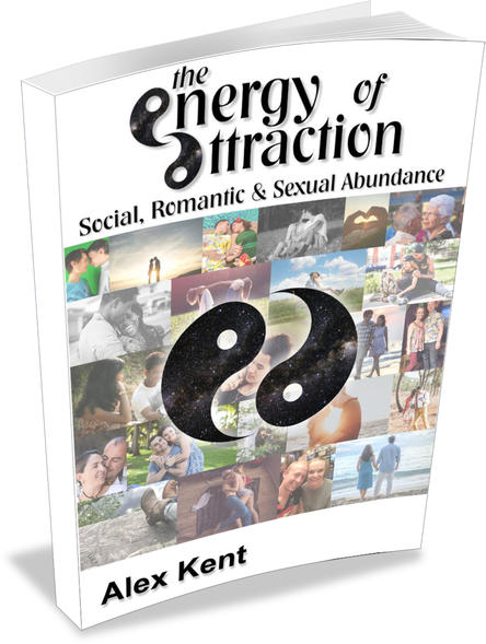 The Energy of Attraction - New Book from GoE CEO Alex Kent