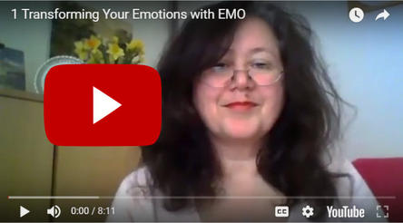 Introduction to EMO Energy in Motion by Sandra Hillawi