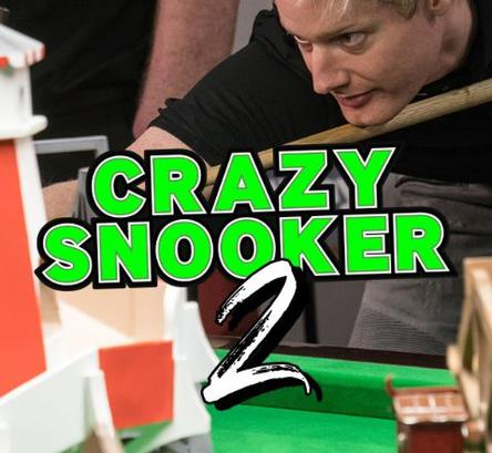 Crazy Snooker 2: The Revenge of the Cue Ball!
