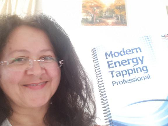 Modern Energy Tapping Professional - Creating Future You