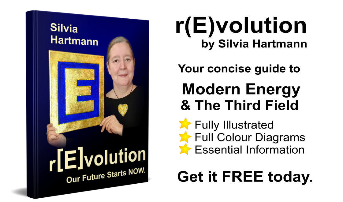 r(E)volution – Your future starts NOW! FREE E-Book From Silvia Hartmann