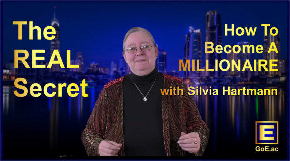 The Real Secret How To Be A Millionaire!