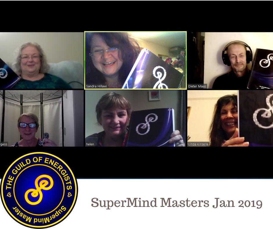 SuperMind Masters Programme
