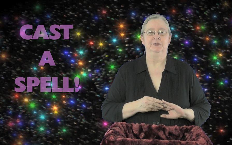 Cast A Spell! How To Cast A Simple, Powerful Energy Magic Spell
