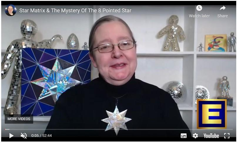 8 Pointed Star on youtube