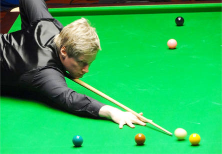 Neil Robertson Snooker World Championship 2016