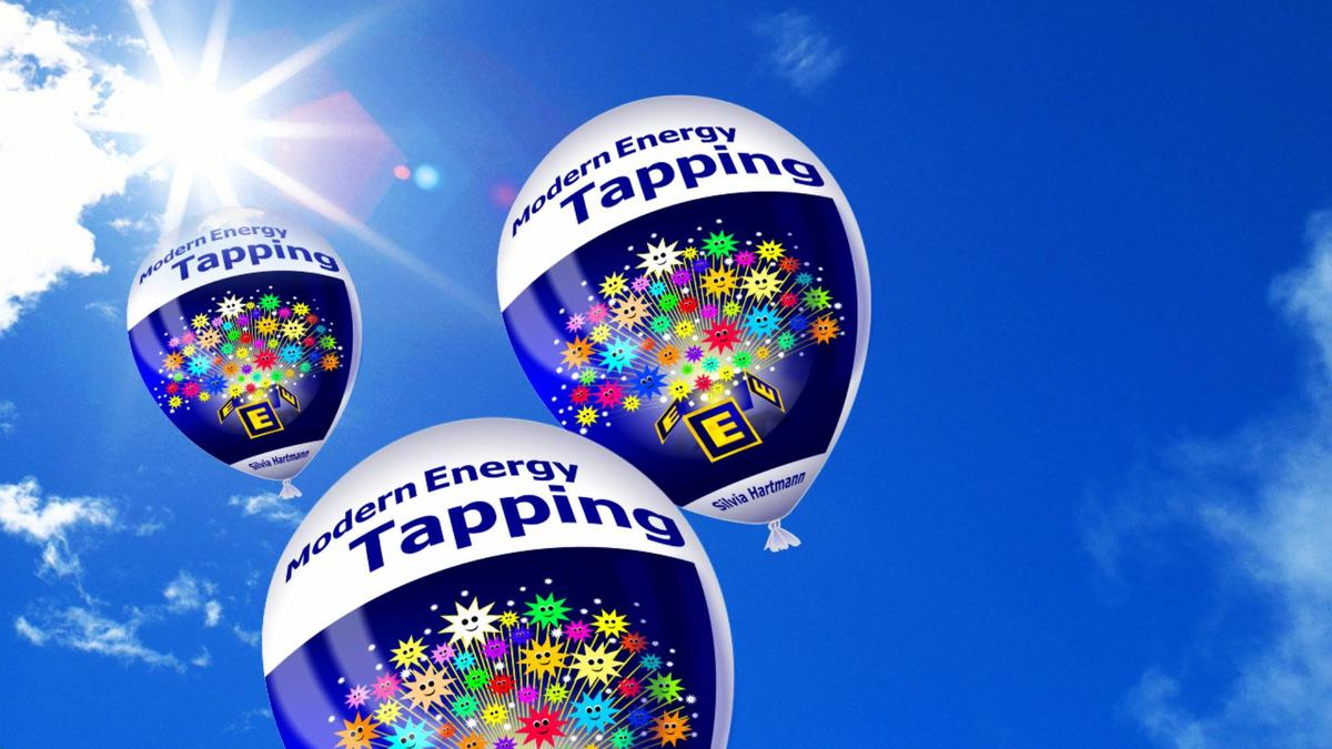 Modern Energy Tapping created by Silvia Hartmann - Fly free!