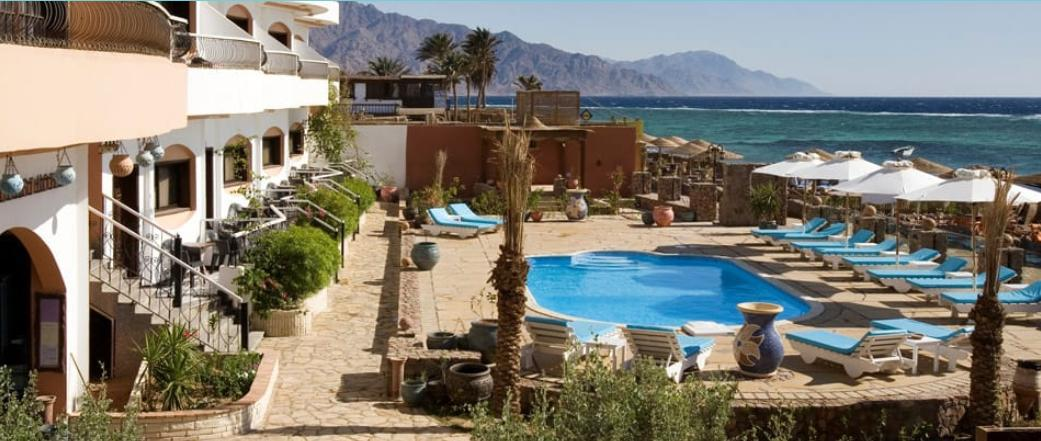 EMO Energy In Motion in Dahab March 2021 Coral Coast Hotel